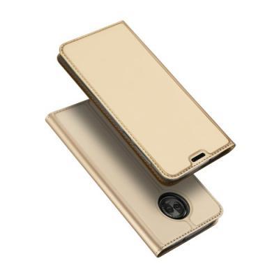 Dux Ducis Plånboksfodral till Motorola Moto G6 - Gold