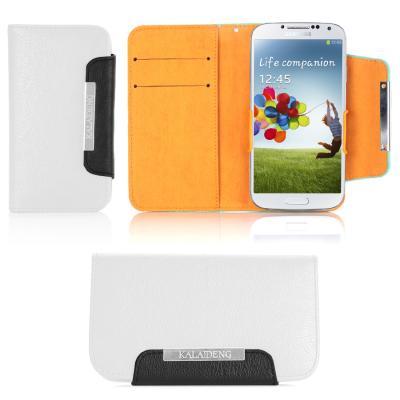 Kalaideng Plånboksfodral till Samsung Galaxy S4 i9500 (Vit)