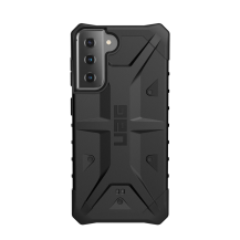 UAGUAG Samsung Galaxy S21 Pathfinder-Fodral Svart