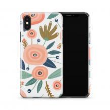 TheMobileStore Slim CasesDesigner Skal till Apple iPhone X/XS - Pat2121