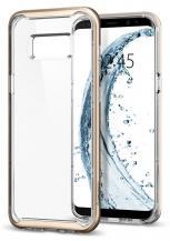 SpigenSPIGEN Neo Hybrid Crystal Skal till Samsung Galaxy S8 - Gold