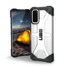 UAGUAG Plasma Cover Samsung Galaxy S20 - Ice