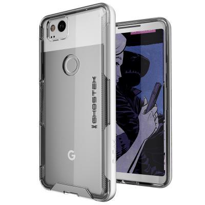 Ghostek Cloak 3 Skal till Google Pixel 2 - Silver