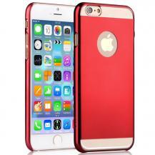 VouniVouni Super Slim Baksideskal till Apple iPhone 6 / 6S - Röd