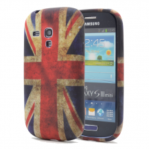 OEMFlexiCase Skal till Samsung Galaxy S3 Mini i8190 - (United Kingdom)