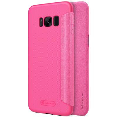 Nillkin Sparkle MobilFodral till Samsung Galaxy S8 Plus - Magenta