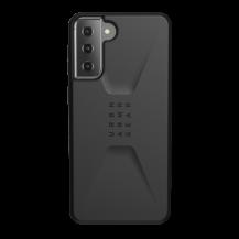 UAGUAG Samsung Galaxy S21 Plus Civil-Fodral Svart