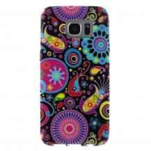 OEMFlexicase Skal till Samsung Galaxy S7 Edge - Jellyfish