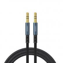 JoyroomJoyroom stereo audio AUX cable 3,5 mm mini jack 1,5 m dark Blå