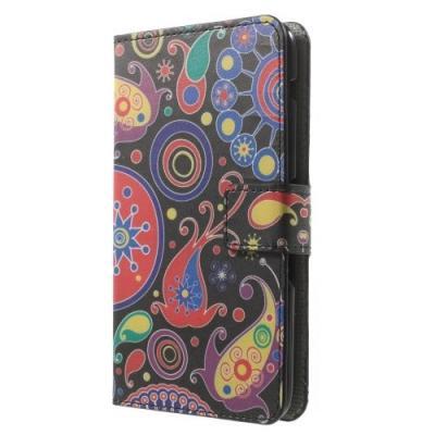Plånboksfodral till Sony Xperia E4 - JellyFish