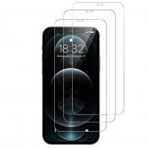 A-One Brand[3-PACK] Härdat glas iPhone 11 / iPhone XR Skärmskydd - Clear