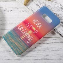 OEMPatterned Mobilskal Samsung Galaxy S8 - Dreaming