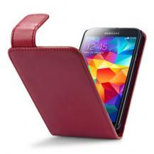 TerrapinFlipfodral med kortfack till Samsung Galaxy S5 - Röd
