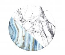 PopSocketsPOPSOCKETS Aegean Marble Avtagbart Grip med Ställfunktion