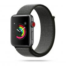 Tech-ProtectTech-Protect Nylon Apple Watch 2/3/4/5/6/Se (42/44mm) - Dark Olive