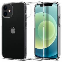 SpigenSPIGEN Liquid Crystal iPhone 12 Mini - Crystal Clear