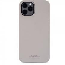 HolditHoldit Silikon Skal iPhone 12 / 12 Pro - Taupe