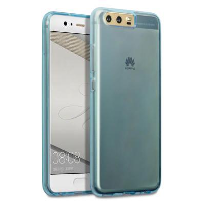 Mobilskal TPU till Huawei P10 - Blå
