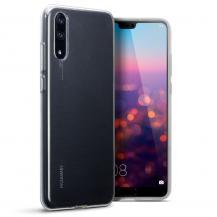OEMFlexiskal till Huawei P20 - Transparent