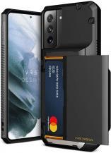 VERUSVRS DESIGN - Damda Glide Pro Skal Samsung Galaxy S21 Plus - Svart