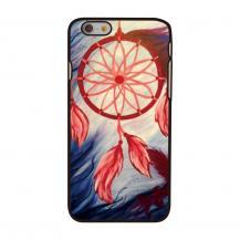 OEMBaksideSkal till Apple iPhone 6 / 6S - Red Dream Catcher