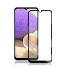 A-One BrandHärdat glas skärmskydd till Galaxy A32 5G - Svart