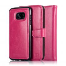 CoveredGearCoveredGear Signature Plånboksfodral till Samsung Galaxy S7 Edge - Rosa