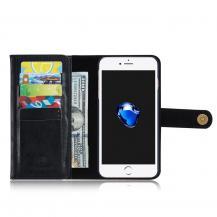 DG.MINGDG.MING Plånboksfodral till iPhone 7/8 Plus - Svart