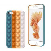 Fidget ToysPop it fidget skal till iPhone 7/8/SE (2020) - Grön