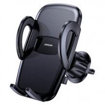 JoyroomJoyroom mechanical car phone holder air vent Svart