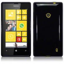 TerrapinFlexiSkal till Nokia Lumia 520 (Svart)