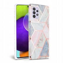 Tech-ProtectMarble Mobilskal Galaxy A52/A52S 5G - Rosa