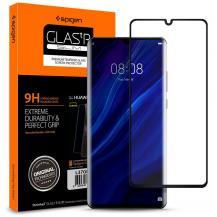 SpigenSpigen Härdat Glas Tr Slim Huawei P30 Pro Svart