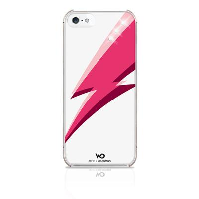 WHITE-DIAMONDS Blitz Rosa Apple iPhone 5/5S/SE Skal