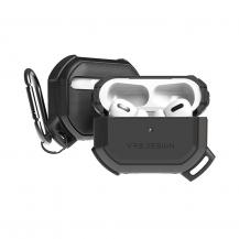 VERUSVRS DESIGN | Active Skal Apple Airpods Pro - Metal Black