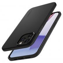 Tech-ProtectSPIGEN Thin Fit iPhone 12 Pro Max - Svart