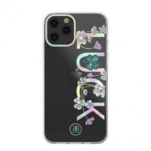 KingxbarKingxbar Lucky Series iPhone 12/12 Pro Skal transparent Luck