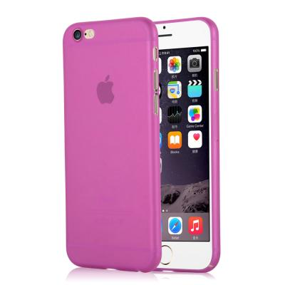 CoveredGear Zero skal till iPhone 6(S) Plus - Magenta