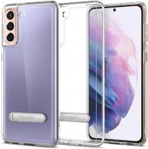 SpigenSPIGEN Ultra Hybrid S Skal Galaxy S21+ Plus Crystal Clear