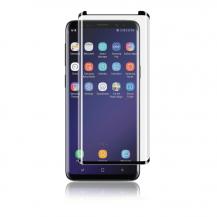PanzerPanzer - Curved Glass Samsung Galaxy S9 - Svart