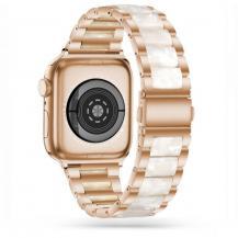 Tech-ProtectModern Apple Watch 4 / 5 / 6 / 7 / SE (38 / 40 / 41 mm) - Stone Vit