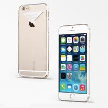 USAMSUsams BaksideSkal till Apple iPhone 6 / 6S - Silver