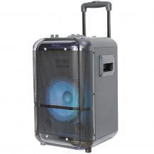 """DenverDenver Bluetooth-högtalare Rullbar 8"""" högt. Batteri"""