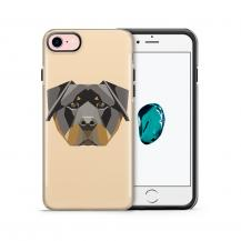 Tough mobilskal till Apple iPhone 7/8 - Rottweiler