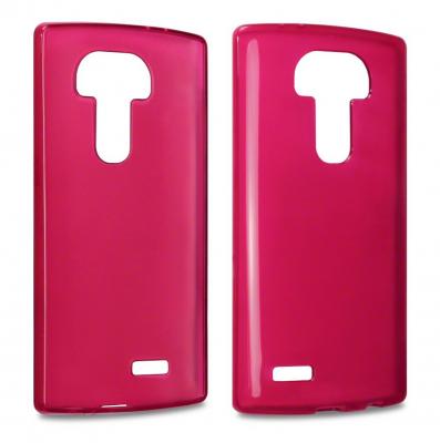 Flexicase skal till LG G4 - Röd