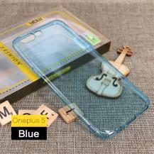 A-One BrandMofi Mobilskal till OnePlus 5 - Blå
