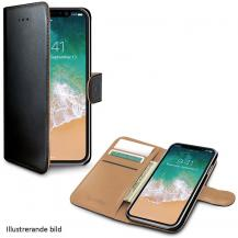 CellyCelly Wallet Case iPhone Xr Sv/Be