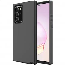 A-One BrandCombo Armor mobilskal till Galaxy Note 20 - Svart