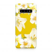 TheMobileStore Slim CasesDesigner Skal till Samsung Galaxy S10 - Pat2318