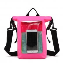 A-One BrandStänktålig beach-bag för alla typer av Smartphones/Surfplattor - Rosa